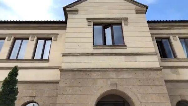 Правительственный особняк премьер-министра Армении Никола Пашиняна - Sputnik Արմենիա