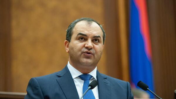 Заседание в Национальном Собрании Армении (23 мая 2018). Еревaн - Sputnik Արմենիա