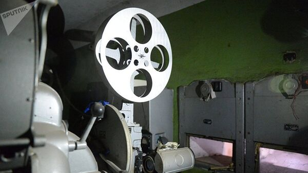 Кинопроектор, архивное фото - Sputnik Армения