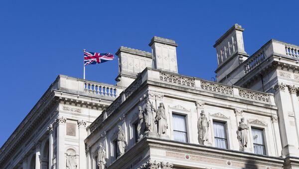 Здание Министерства иностранных дел и по делам Содружества Великобритании в Лондоне. - Sputnik Армения