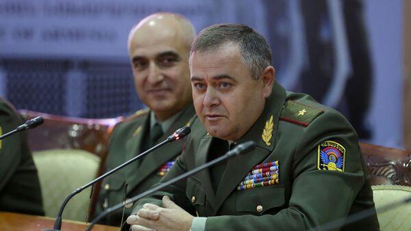 Генерал-майир Артак Давтян - Sputnik Արմենիա