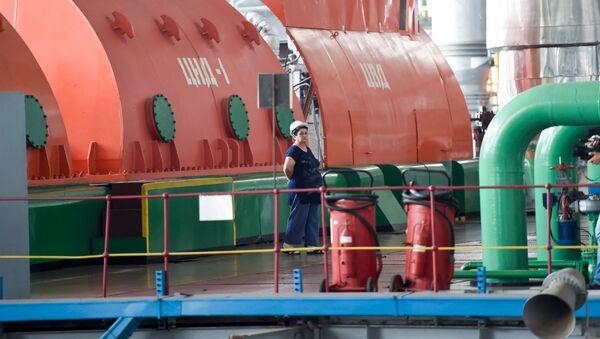 Армянская атомная электростанция - Sputnik Армения