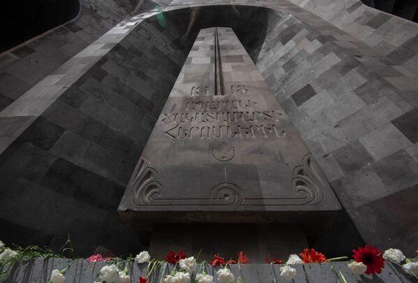Мемориальный комплекс Возрождение Рафаела Исраеляна - Sputnik Армения
