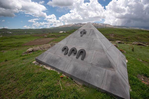 Могила Драсамата Канаяна (Дро) - Sputnik Армения