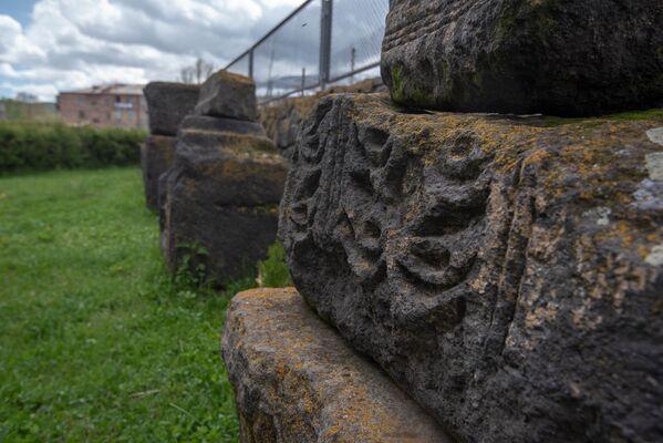 Камни IV века. Касахская базилика - Sputnik Армения