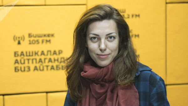 Психолог Александра Стыценко - Sputnik Армения
