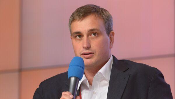 Директор Евразийского коммуникационного центра, политолог Алексей Пилько - Sputnik Армения