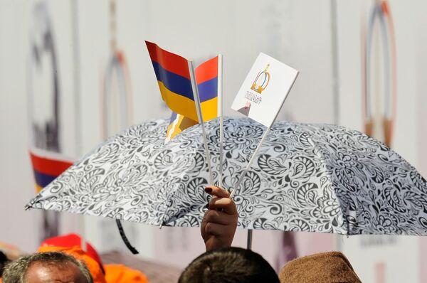 Հայաստանի 1-ին Հանրապետության և Սարդարապատի հերոսամարտի 100-ամյակը - Sputnik Արմենիա