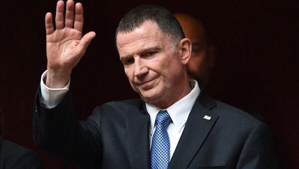 Спикер израильского парламента (Кнессета) Юлий Эдельштейн - Sputnik Армения