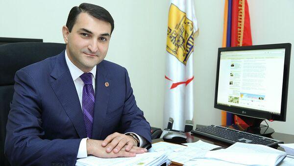 Ваге Никоян - Sputnik Армения