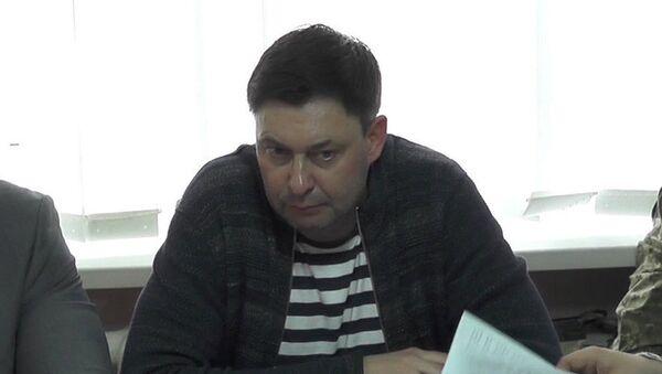 Херсонский суд арестовал журналиста Кирилла Вышинского - Sputnik Армения