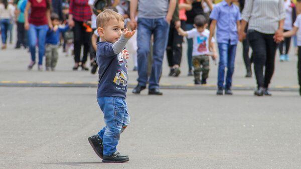 Дети Карабаха - Sputnik Армения