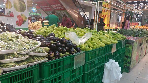 Супермаркет Ереван сити - Sputnik Армения