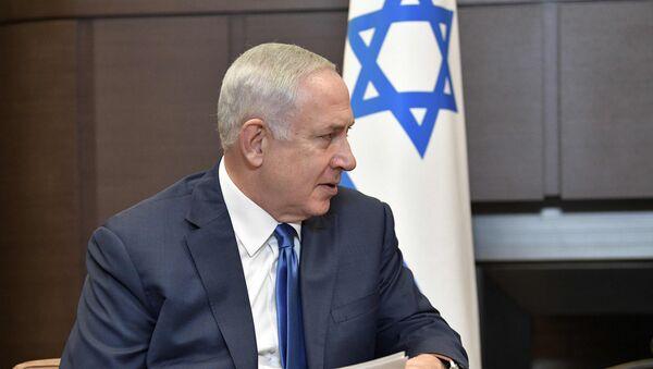 Президент РФ В. Путин встретился с премьер-министром Израиля Б. Нетаньяху - Sputnik Армения