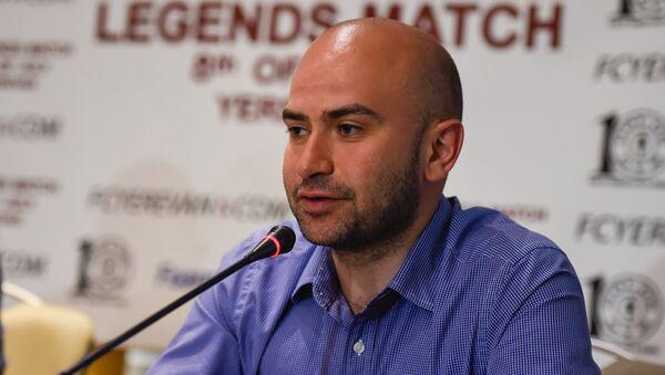 Нобель Арустамян - Sputnik Армения