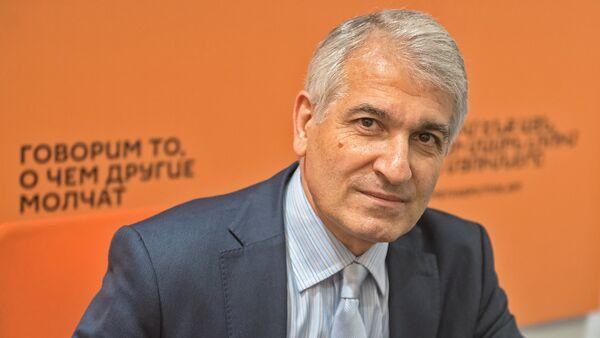 Гагик Макарян - Sputnik Արմենիա