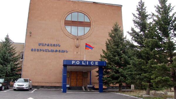 Полиция Армении, Раздан - Sputnik Արմենիա