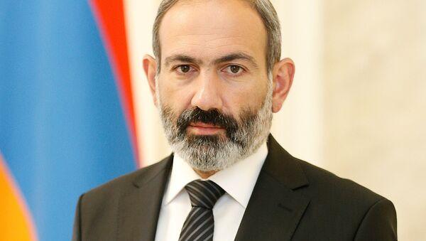 Премьер-министр Армении Никол Пашинян - Sputnik Армения