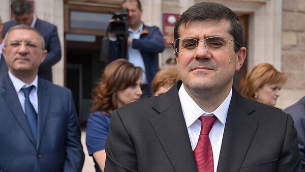 Государственный министр Карабаха Араик Арутюнян - Sputnik Արմենիա