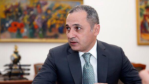 Ваге Акопян - Sputnik Армения