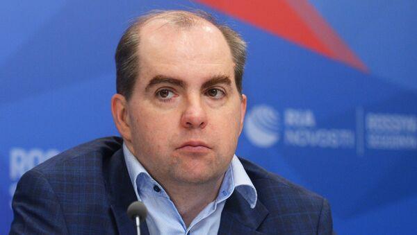 Политолог Максим Жаров - Sputnik Армения