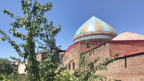 Голубая мечеть, Ереван - Sputnik Армения