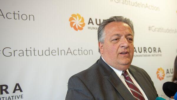 Соучредитель гуманитарной инициативы Аврора Нубар Афеян - Sputnik Արմենիա