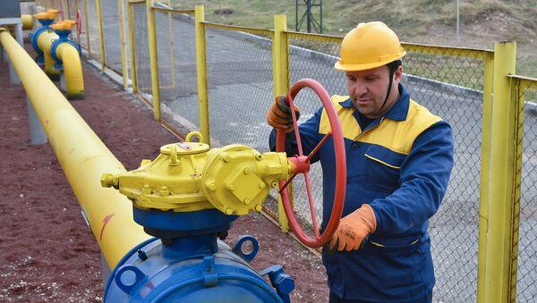 Сотрудник Газпром Армения - Sputnik Արմենիա