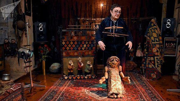 Театр кукол Гарри Давтяна - Sputnik Армения