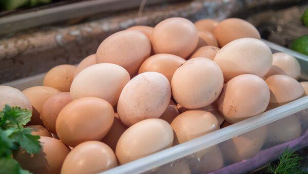 Куриные яйца - Sputnik Արմենիա
