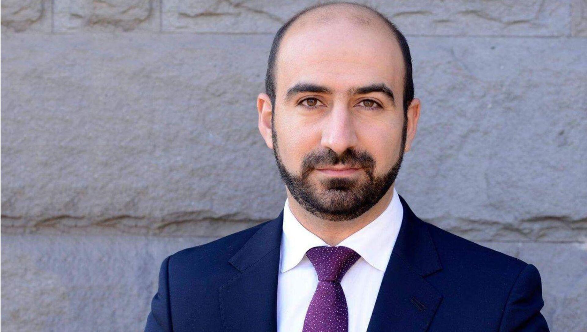Нарек Бабаян - Sputnik Արմենիա, 1920, 01.02.2021