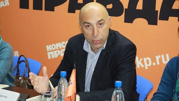 Алексан Мкртчян - Sputnik Армения