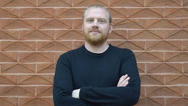 Веб-медиа-специалист Олег Гурин - Sputnik Армения