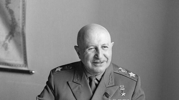 Иван Христофорович Баграмян - Sputnik Արմենիա