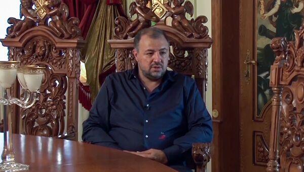 Артур Асатрян (Дон Пипо) - Sputnik Արմենիա