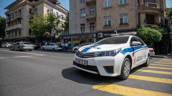 Полиция Армении - Sputnik Армения