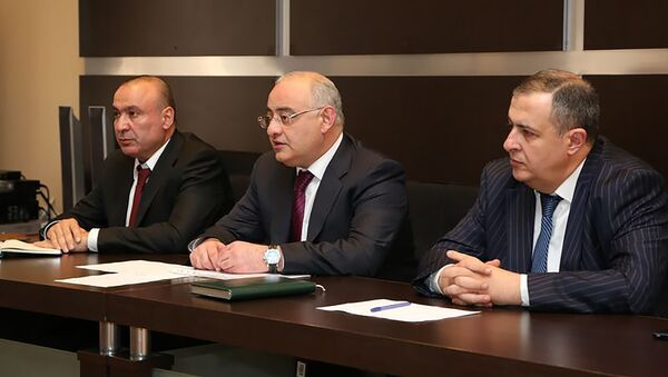 Рафик Машадян - Sputnik Армения