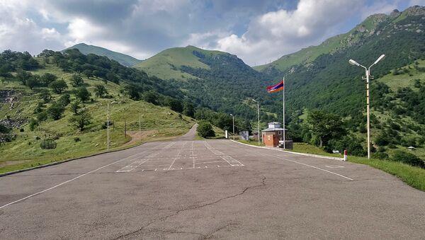 Воинская часть - Sputnik Армения