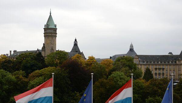 Вид на Люксембург. - Sputnik Արմենիա