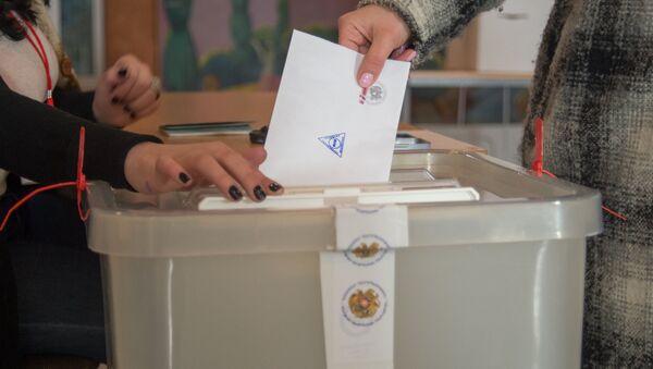 Референдум по Конституционным реформам в Армении - Sputnik Армения