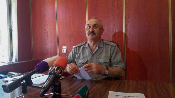Генерал-майор Камо Кочунц - Sputnik Армения