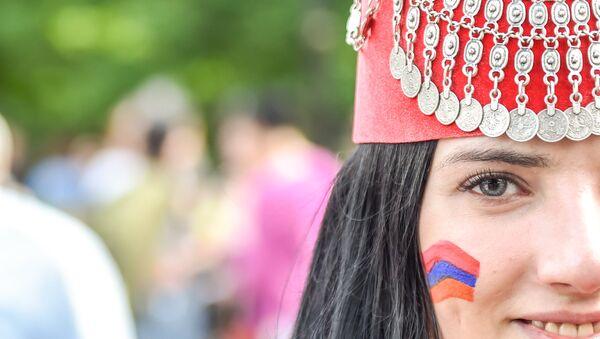 Московский многонациональный праздник АБРИКОС-2018 - Sputnik Армения