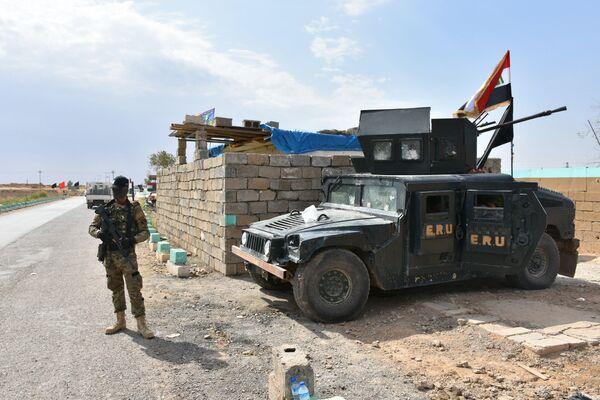 Իրաքի զինուժը քրդական դիրքերը հետ գրավելու գործողություն է սկսում Քիրքուքի մերձակայքում. 13 հոկտեմբերի 2017 թվական - Sputnik Արմենիա