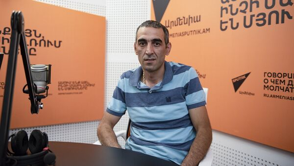 Тигран Кеян - Sputnik Արմենիա