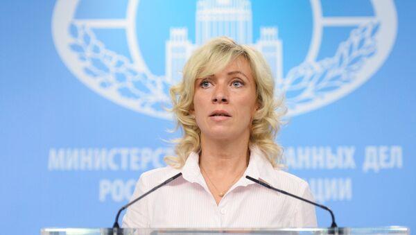 Брифинг официального представителя МИД РФ Марии Захаровой - Sputnik Армения