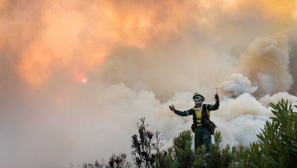 Фотография Джастина Салливана (ЮАР) из категории серии В огне: за гранью Моя Планета - Sputnik Армения
