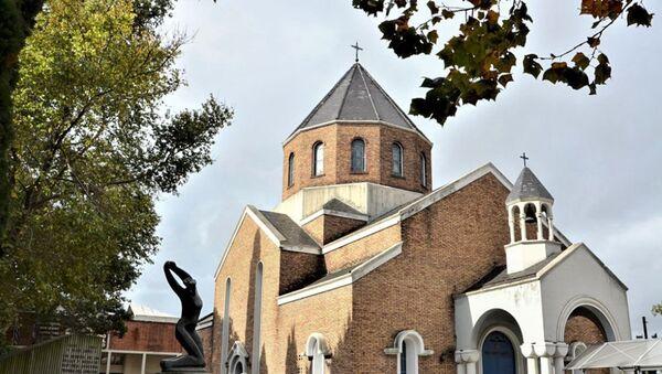Армянская церковь в Монтевидео - Sputnik Армения