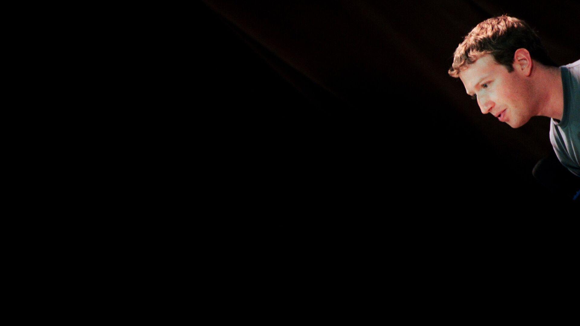 Лекция Марка Цукерберга в МГУ - Sputnik Արմենիա, 1920, 20.07.2021