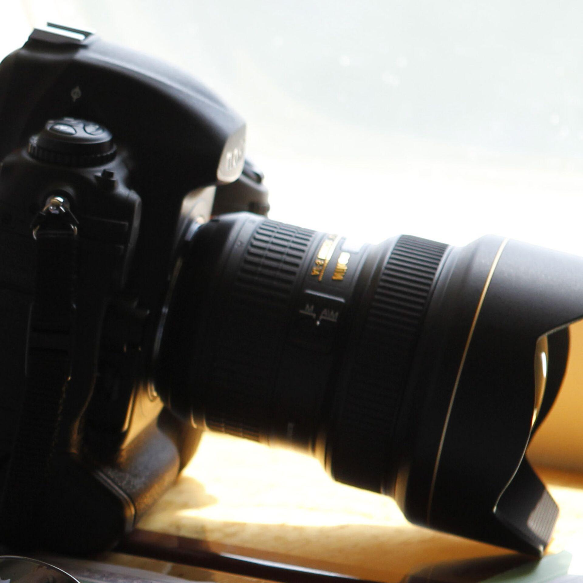 Современный фотоаппарат Nikon - Sputnik Армения, 1920, 17.09.2021