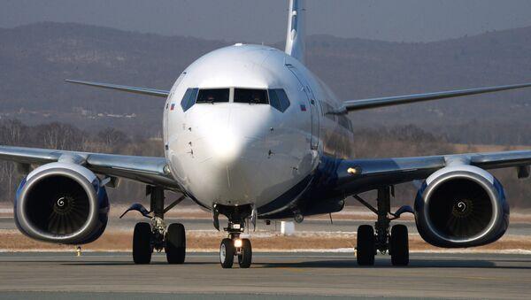 Самолет Boeing 737-800  - Sputnik Армения